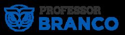 Professor Branco Logo Site